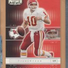 2001 Playoff Preferred National Treasures Silver Trent Green Chiefs /400