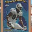 2003 Topps Chrome Record Breakers Jason Taylor Dolphins