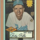 2002 Topps Chrome 1952 Reprints Refractor #52R-4 Andy Pafko Dodgers