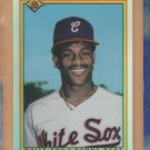 1998 Bowman Chrome Rookie Reprints Refractor Sammy Sosa White Sox Cubs