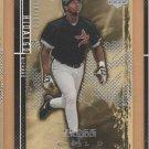 2000 UD Black Diamond Rookie Edition Gold Richard Hidalgo Astros /1000