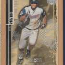 2000 UD Black Diamond Rookie Edition Gold Troy Glaus Angels /1000