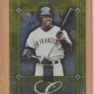 2001 Donruss Elite Series #ES-16 Barry Bonds Giants /2500