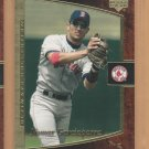 2001 UD Ultimate Collection #24 Nomar Garciaparra Red Sox