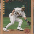2003 SP Authentic Back to 93 #143 Miguel Tejada Athletics /1993