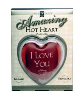 Hot Heart Massager