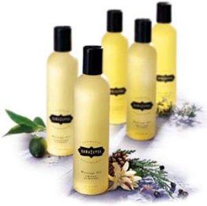 Kama Sutra Massage Oil - PLEASURE GARDEN