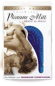 Jelly Pleasure Mitt Ocean Mist