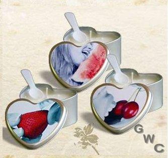 Edible Candles -Cherry