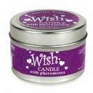 Wish Candle - Vanilla Sugar 4oz