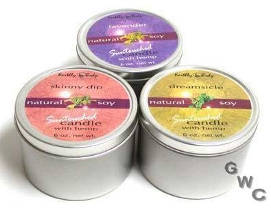 Suntouched Candles Nag Champa 6.Oz