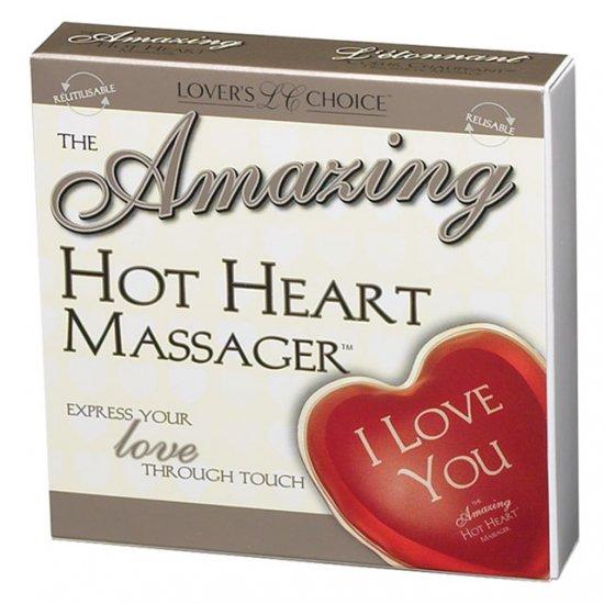 Amazing Hot Heart Massager