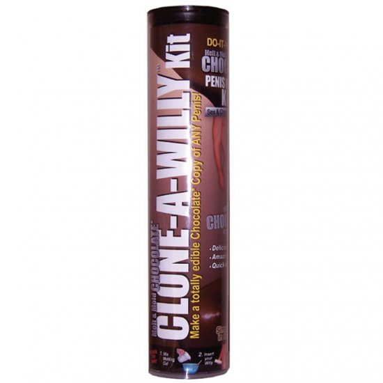 Chocolate Clone-A-Willy