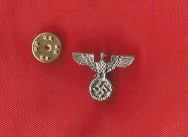 WW2 Germany NSDAP Member ss Hitler Swastika Lapel Pin Badge