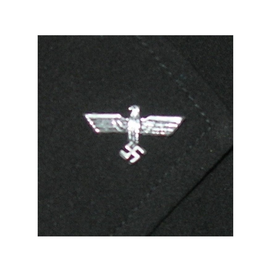 WW2 Germany NSDAP Party Member Hitler Swastika Lapel Pin Badge