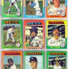 1975 TOPPS JERRY GROTE #158 METS