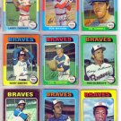 1975 TOPPS ROWLAND OFFICE #262 BRAVES