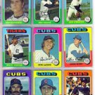 1975 TOPPS CHRIS WARD #587 CUBS