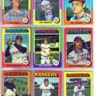 1975 TOPPS BILL HANDS #412 RANGERS