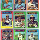 1975 TOPPS LARRY DEMERY #433 PIRATES
