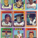 1975 TOPPS CLAY KIRBY #423 REDS