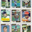1974 TOPPS TRADED BILL SUDAKIS #63T YANKEES