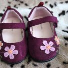 Girl Sz 3 Mary Jane Shoes by Faded Glory