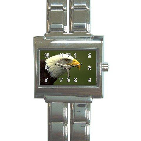 Megalink Italian Charm Watch