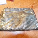 Whiting and Davis Vintage Estate Antique Clutch coin purse