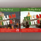 The Very Best Of Italian Hits Vol.1 & 2 Celentano, Cutugno, Tozzi, Ramazzotti...