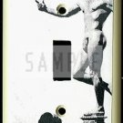 Vintage Male Nude Posing Switchplate Cover