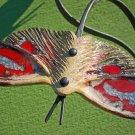 Garden Butterflies 1 - 51 Inch (130 cm) - Pottery&Metal - handmade artwork