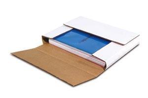 400 LP Record Album Mailers Book Box Catalog 100.4
