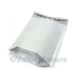 150 #2 Gusseted (Poly) 8.5x12 Bubble Mailers Envelopes Bags 100 % Recyclable USA