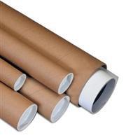 50 - 1 1/2 x 16  Kraft Mailing Shipping Packing Tubes