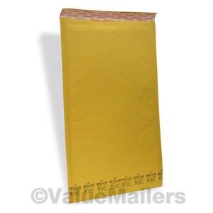 #7 100 ^ 14.25x20 Kraft Bubble Padded Envelopes Mailers 14.25 x 20