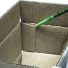 100 - 10 x 4 x 2 White Corrugated Shipping Mailer Packing Box Boxes