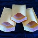 2500 4x8 #000 (USA)^ Premium Kraft Bubble Mailers 4 x 8