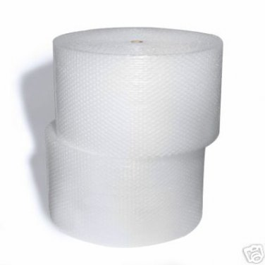 "1/2"" x 250 ft x 24""  Bubble Wrap Roll  (Large Bubbles)"
