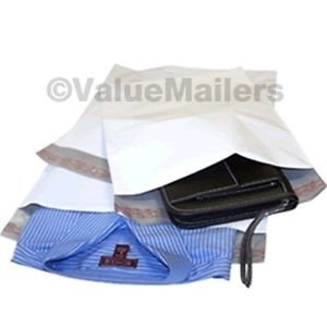 25 EACH 10x13 AND 12x15.5 POLY MAILERS ENVELOPES BAGS