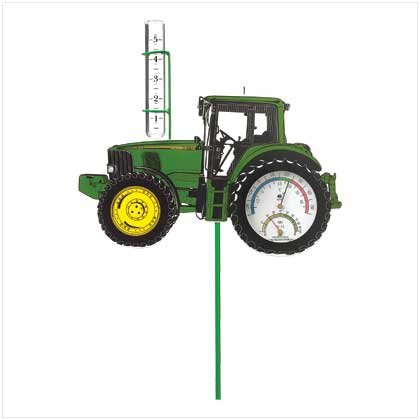John Deere Weather Garden Stake - SS38312