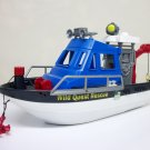 Wild Quest Rescue boat Animal Planet Chap Mei Toys R Us gi joe tru