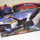 How to Train Your Dragon Defenders of Berk Giant Fire Breathing Toothless Spin Masters 2013