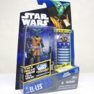 El-Les action figure Star Wars The Clone Wars CW47 MOC 2011