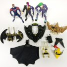 Batman action figures & parts - Joker, Two-Face, Robin Legends Forever- Kenner