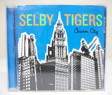 Selby Tigers - Charm City - CD used punk Hopeless 2000