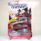 Transformers Prime Knock Out figure Deluxe Class Decepticon Hasbro 2011