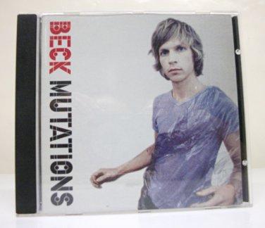 Beck - Mutations - CD used alternative rock DGC Geffen 1998