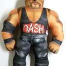 Bashin' Brawlers Kevin Nash talking wrestling plush NWO WCW WWF buddy buddies Toybiz 1998