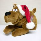 Crappy Christmas Dog singing plush farting musical scooby doo Novelty Inc 2002